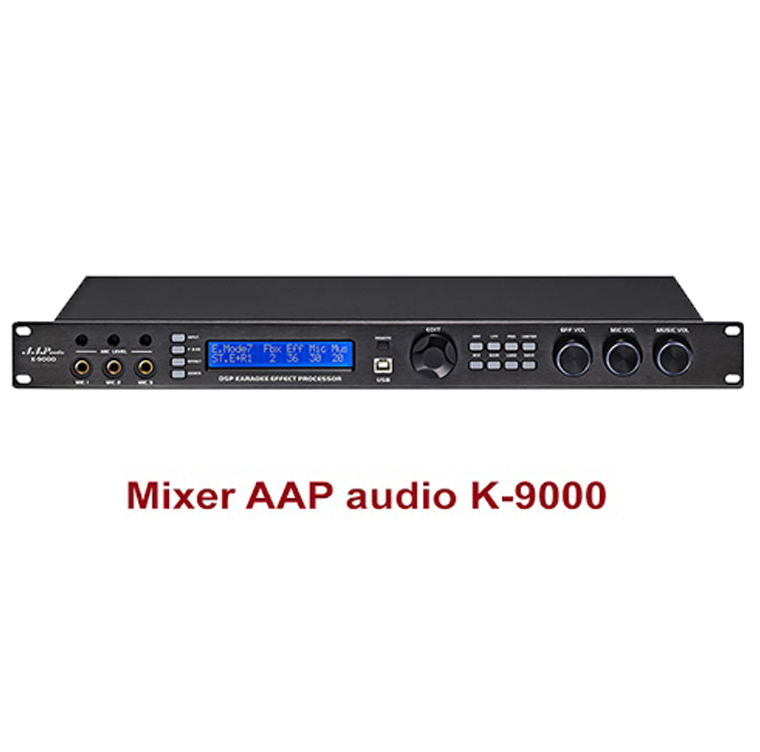 Mixer AAP Audio K9000