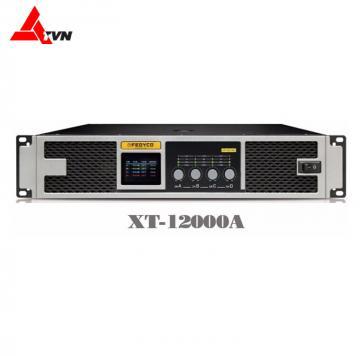 Cục đẩy fedyco XT 12000 công suất 1000W x 4