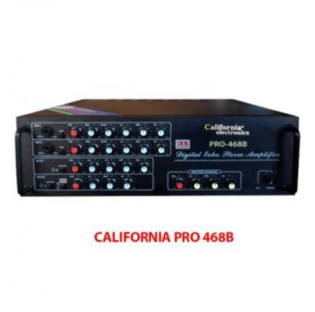 Ampli California PRO 468B