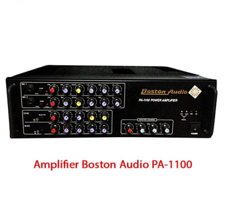 Amply Boston PA 1100