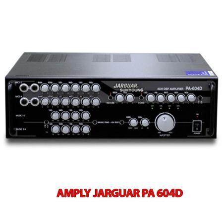Amply Jarguar PA 604D