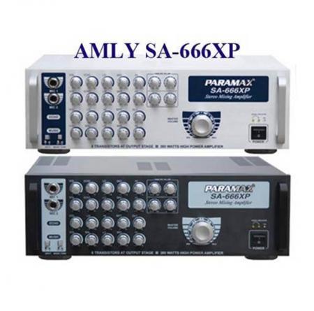 Amply PARAMAX SA-666XP