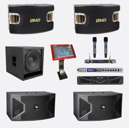 Bộ dàn karaoke BC-08KD