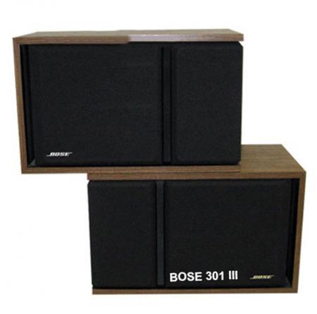 Bose 301 seri III hàng bãi