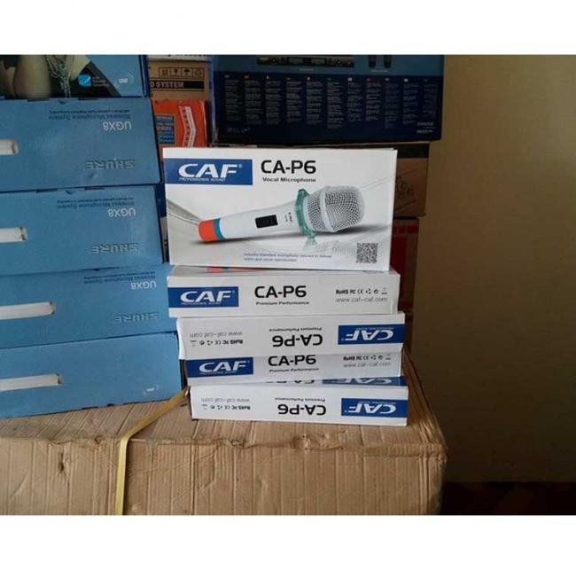 CAF CA P6 --