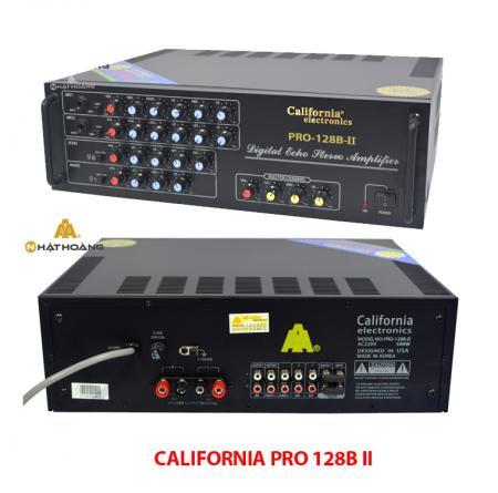 California PRO 128B II