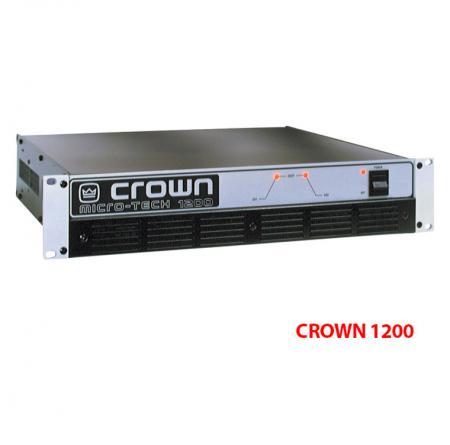Cục đẩy Crown 1200
