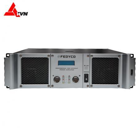Cục đẩy Fedyco T15 NS+, Công suất 1500x2