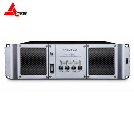 Cục đẩy fedyco T4.10 NS+ công suất 1000W x 4
