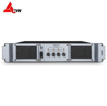 Cục đẩy fedyco T4.8 NS+ công suất 800W x 4