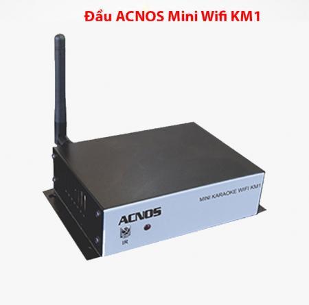 Đầu karaoke ACNOS Mini Wifi KM1