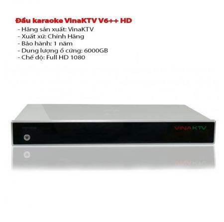 Đầu karaoke VinaKTV V6++ HD
