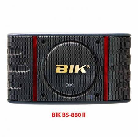 Loa BIK 880 – Loa karaoke Bik BS-880 II