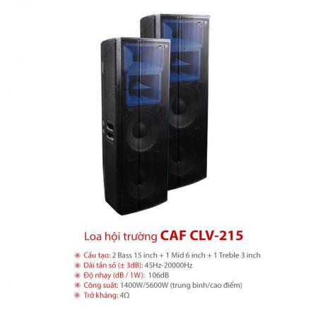 Loa hội trường CAF CLV-215