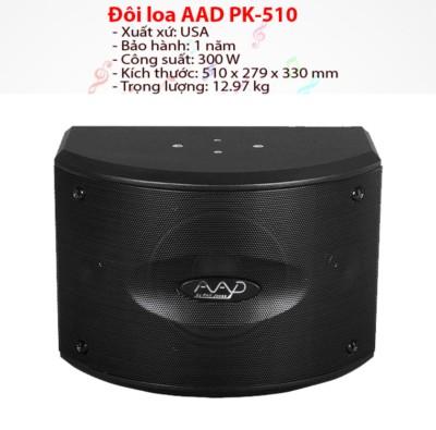 Loa karaoke AAD PK 510
