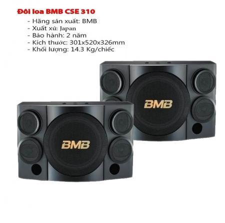 Loa karaoke BMB CSE 310
