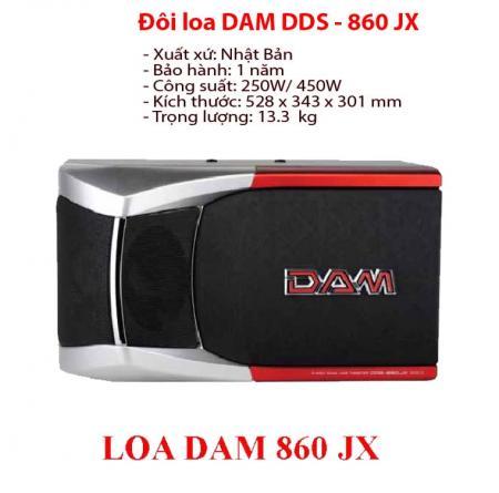Loa karaoke DAM DDS 860JX
