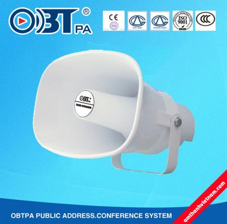 Loa phóng Thanh OBT-311 15W chống nước