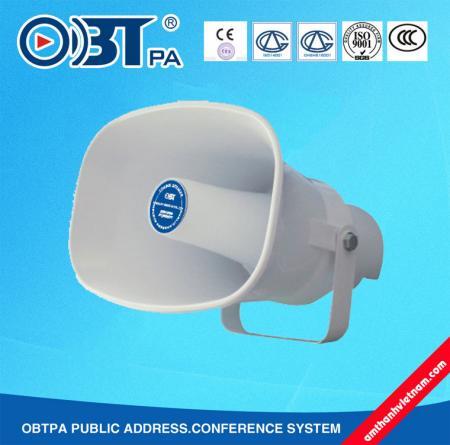 Loa phóng thanh OBT-312 30W chống nước