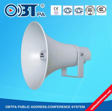 Loa phóng Thanh OBT-315 50W chống nước
