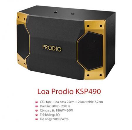 Loa Prodio KSP-490