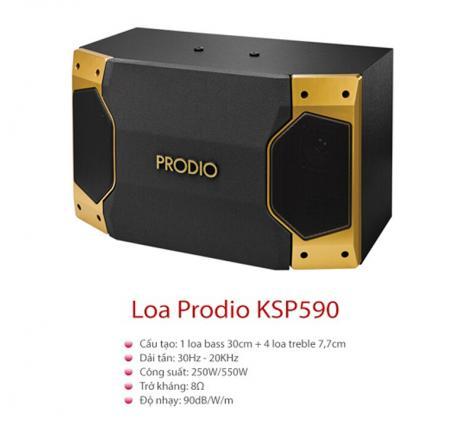 Loa Prodio KSP-590