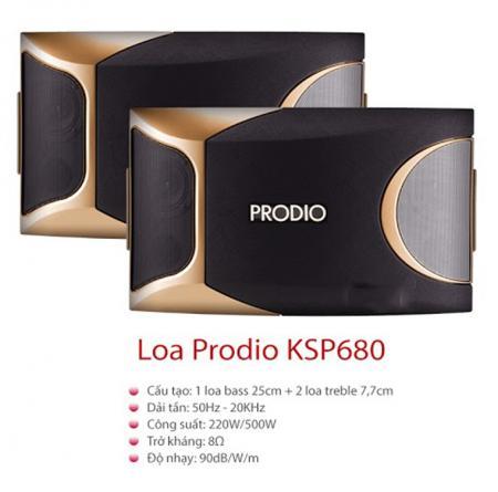 Loa Prodio KSP 680