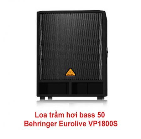 Loa siêu trầm Eurolive VP1800S