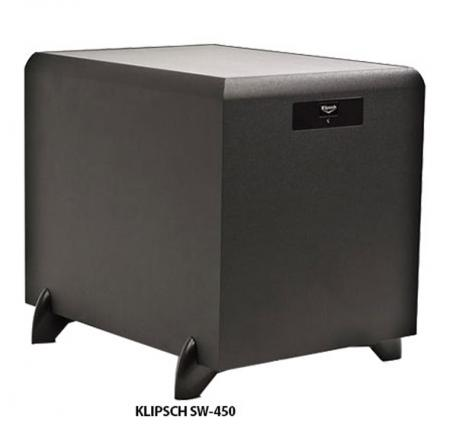 Loa siêu trầm Klipsch SW-450