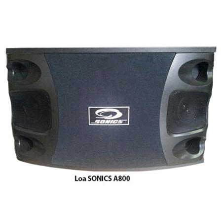 Loa SONICS A800