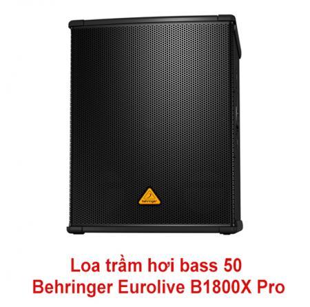 Loa Sub Eurolive B1800X Pro