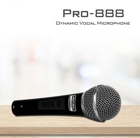 Micro karaoke có dây paramax PRO-888