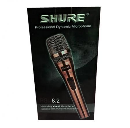 Micro karaoke shupu SM 8.2