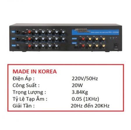 Mixer Jarguar Pro 1202KM