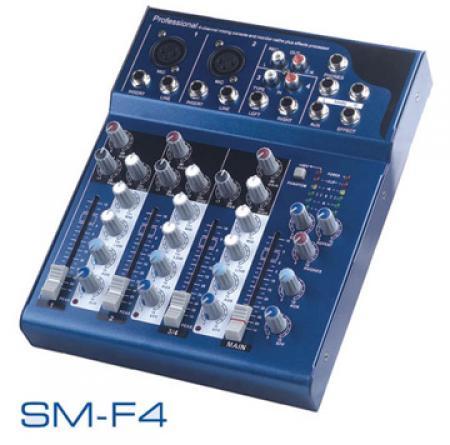 Mixer Samlap F4