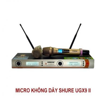 Shure UGX9 II