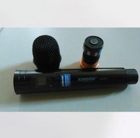 Tay cầm micro karaoke UGX9